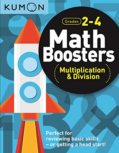 Multiplication & Division (Math Boosters)